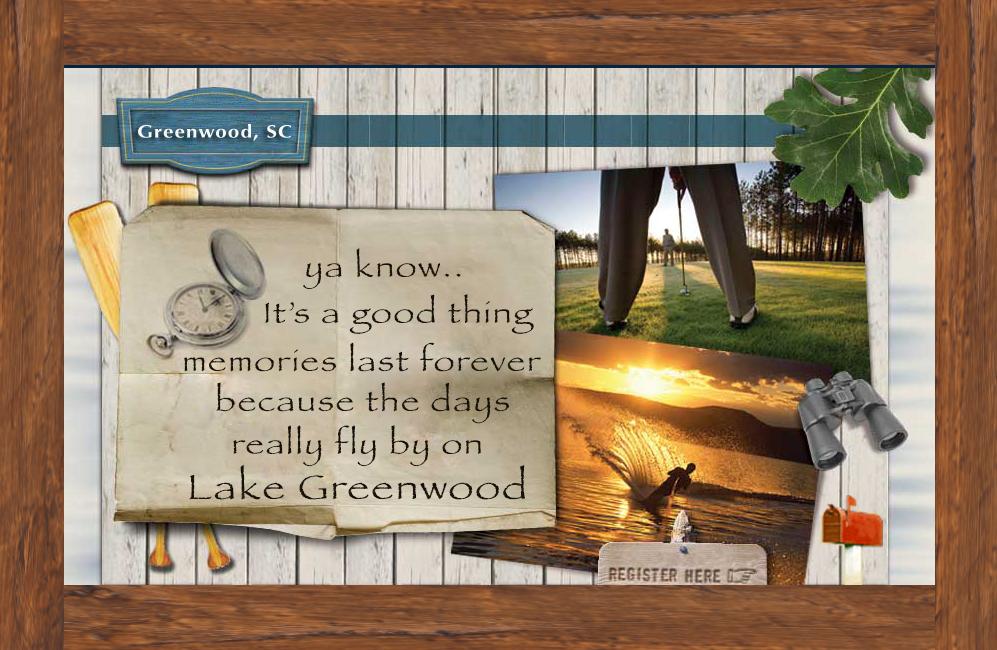 LakeGreenwood half page