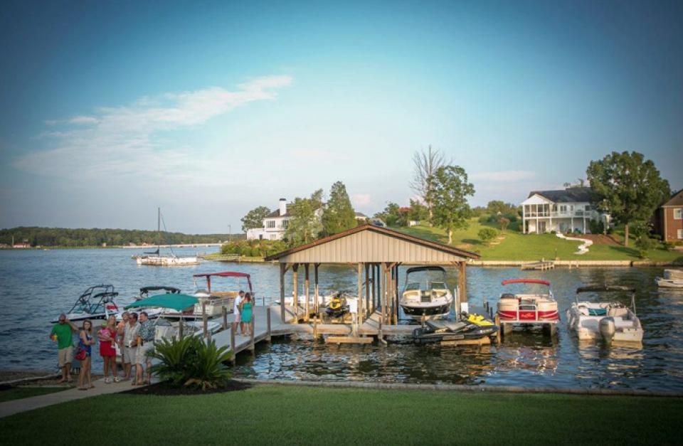 Lake Greenwood South Carolina Information