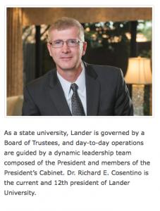 Lander President